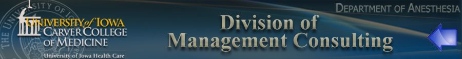 UI Division of Management Consulting